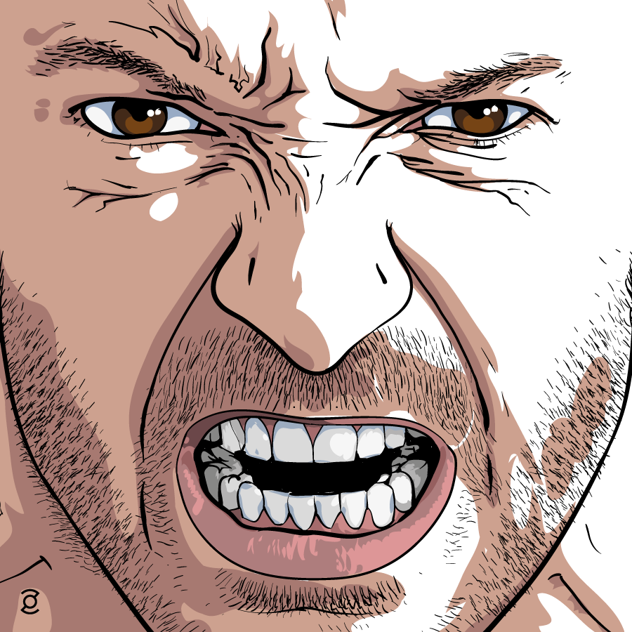 Hugh Jackman by zor